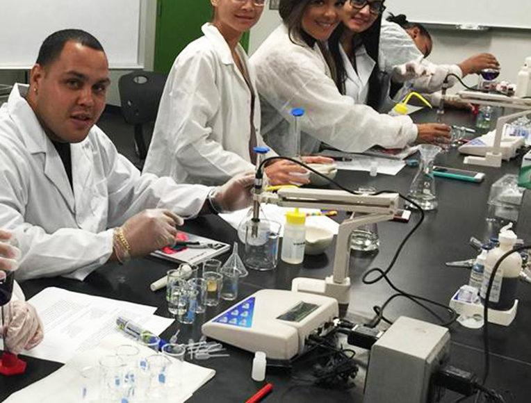 Grado Asociado en Microbiología